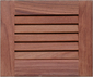 LOUVERED INSERT 11-3/16X6-3/8I