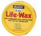 LIFE WAX  10 OZ. CAN