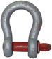 SHACKLE ANCHOR GALV 1IN