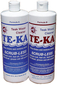 TE-KA TEAK CLEANER QUART KIT