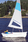 SAIL KIT FOR 8FT PERFORMANCE