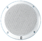 5 WHITE ROUND GRILL SPKRS-80