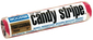 9IN CANDY STRIPE ROLLER COVER