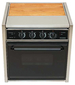 ELECTRIC RANGE/BROILER 4BURNER
