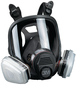 FULL FACE RESPIRATOR LARGE