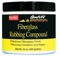 FIBERGLASS RUBBING COMPOUND