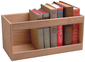 HARDCOVER BOOK RACK