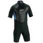 ADULT SHORTY WETSUIT XLG BLACK