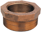HEX BUSHING 3/8X1/8 BRASS