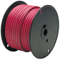 RED 18 GA TINNED WIRE-100'