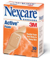 NEXCARE ACTIVE STRIPS BANDAGES