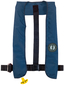 6F MANUAL INFLATABLE PFD, NAVY