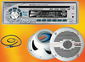 AUDIO SYS MP#/CD W/VIDEO