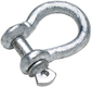ANCHOR SHACKLE-GALV-3/4 -BULK