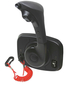 CONTROL SIDE MOUNT BLACK T&T