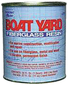 BOATYARD RESIN, GALLON W/WAX