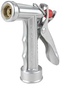 HOSE NOZZLE CHROME GRIP