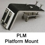 LADDER MOUNT-S/S 8""