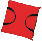 CLOTH RED FOAM CUSHION
