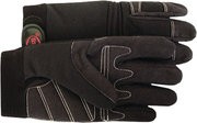 GLOVE FINGERLESS X-LRG 1PR/CD