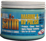 MARINE POLISH SOFT PASTE QUART