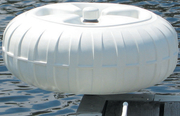 DOCK WHEEL CORNER MT 12WHITE
