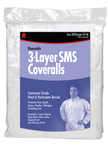 SMS COVERALL NO HOOD-3XL-BAG