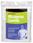 MICROPOROUS COVERALLS - LARGE