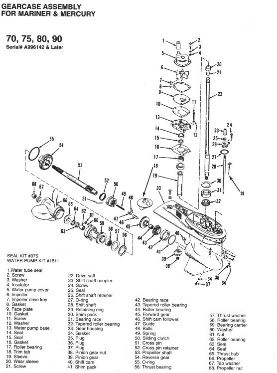 35 hp mercury outboard diagram  35  free engine image for