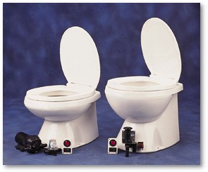 Jabsco Eletric And Manual Toilets By Marine Partsfinders