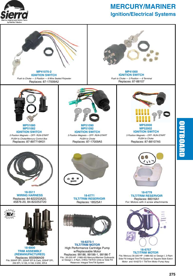 2010 sierra pdf catalog page 275 of 1032 Ignition Switch Function