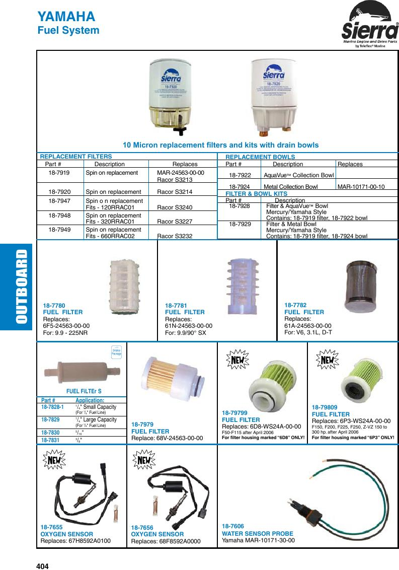 2010 Sierra Pdf Catalog Page 404 Of 1032 F150 Fuel Filter Locaton On Img Yamaha System 10 Micron Replacement
